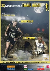 CARTEL II MEDITERRANEO TRAILNIGHT